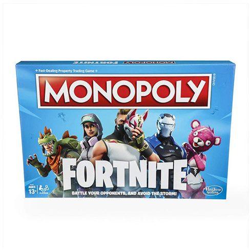 Monopoly Fortnite társasjáték – Hasbro