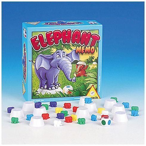 Elefántos memóriajáték – Piatnik