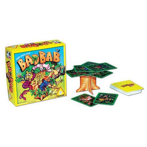 Baobab társasjáték – Piatnik