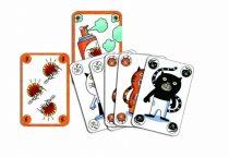 Sakapuss párosító, gyorsasági kártyajáték