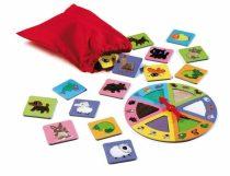 Tapintható állatok - Tactilo lotto animals