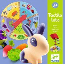 Tapintható Lottófarm - Tactilo lotto farm