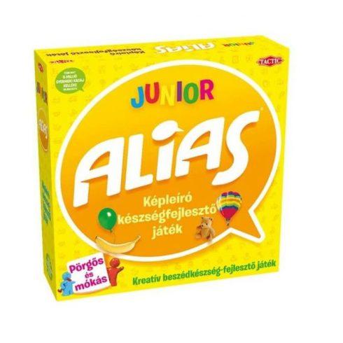 Junior Alias társasjáték