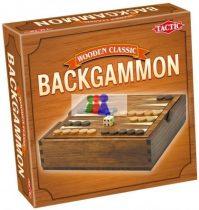 Klasszikus fa Backgammon