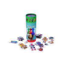 PC Robotok - mágneses puzzle játék