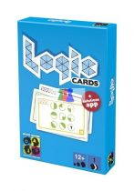 Logic Cards, kék - Brain Games