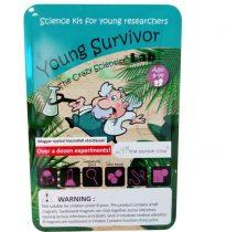 PC Lángelme Tudós Laboratóriuma -  Fiatal túlélő