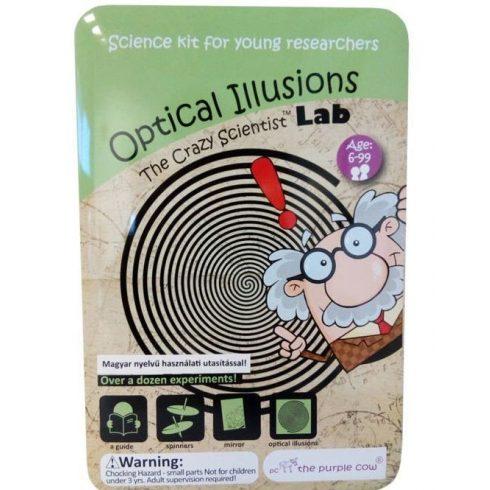 PC Lángelme Tudós Laboratóriuma -  Optikai illúzió