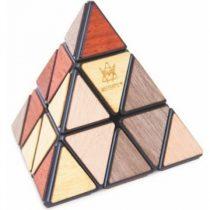 Pyraminx Deluxe logikai játék