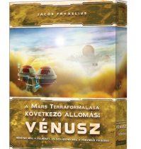 A Mars Terraformálása - Venus Next kiegészítő