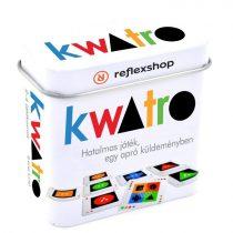 Kwatro logikai kártyajáték