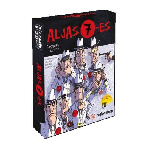 Aljas 7-es társasjáték