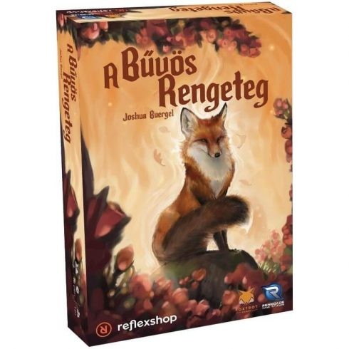 A Bűvös Rengeteg társasjáték (Fox in the Forest)