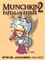 Munchkin 2 - Fajtalan Fejsze - magyar kiadás