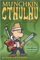 Munchkin Cthulhu - magyar kiadás