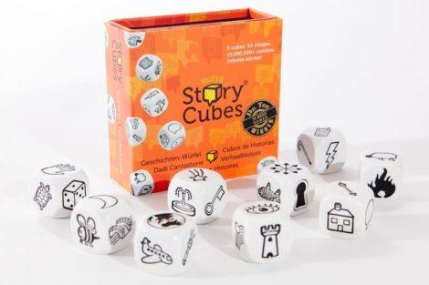 Sztorikocka - Story Cubes - magyar kiadás