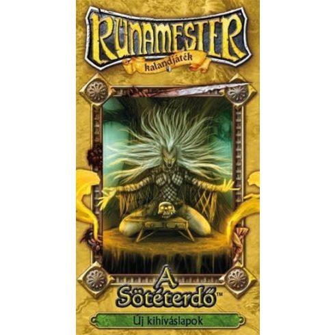 Rúnamester - A sötéterdő kiegészítő