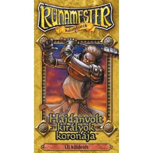 Rúnamester - Hajdanvolt királyok koronája kiegészítő