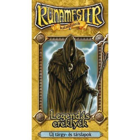 Rúnamester - Legendás ereklyék kiegészítő