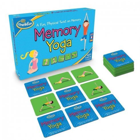 Thinkfun - Yoga Memory Game