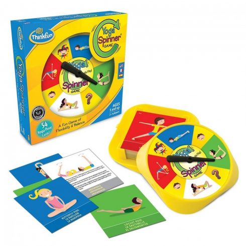 Thinkfun - Yoga Spinner Game