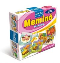 Az első játékaim Meminó - Ellentétek - Granna