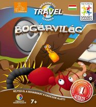 Magnetic Travel Bogárvilág - Busy Bugs