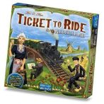 Ticket to Ride Map Collection: 4- Nederland