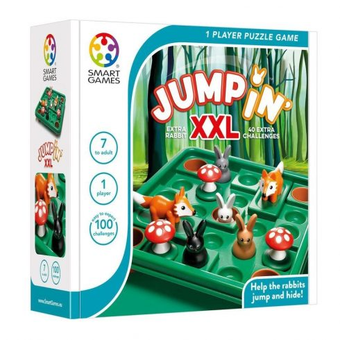 NyúlUgró XXL  - Smart Games