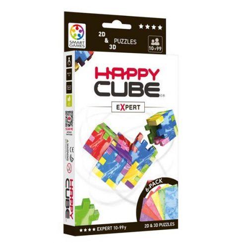 Happy Cube Expert - 2D - 3D puzzle