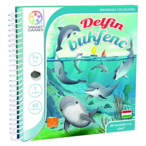Delfin bukfenc logikai játék - Magnetic Travel