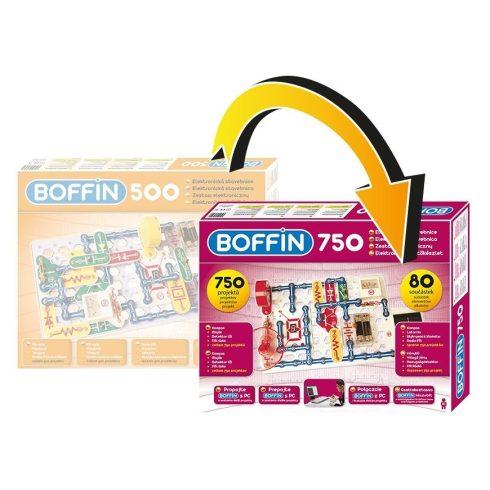 Boffin 500 - Boffin 750 bővítő elektronikai építőkészlet