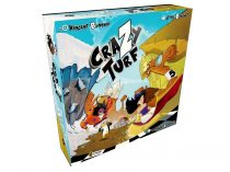 Crazy Turf társasjáték
