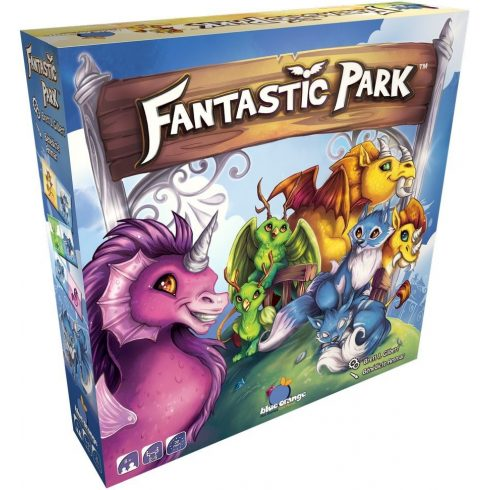 Fantastic Park társasjáték