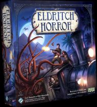 Eldritch Horror (magyar kiadás) társasjáték