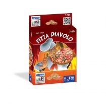 Pizza Diavolo logikai játék