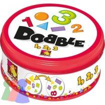 Dobble 123 kártyajáték