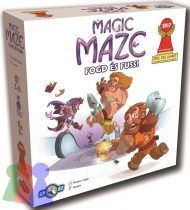 Magic Maze - Fogd és Fuss!