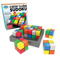 Color Cube Sudoku társasjáték