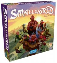 Small World (magyar kiadás) társasjáték