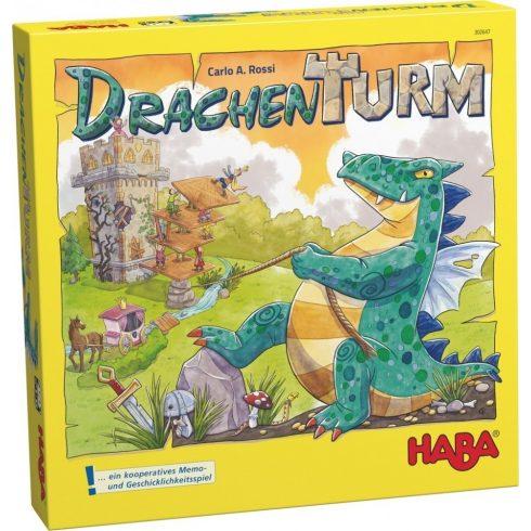 Drachenturm - Sárkánytorony társasjáték