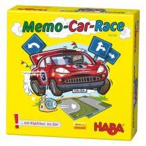 Rally Run - Memo Car Race társasjáték
