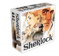 Granna Sherlock társasjáték