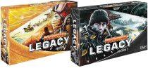 Pandemic: Legacy - Season 2 (Sárga doboz)