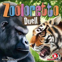 Zooloretto Duell - Párbaj stratégiai társasjáték