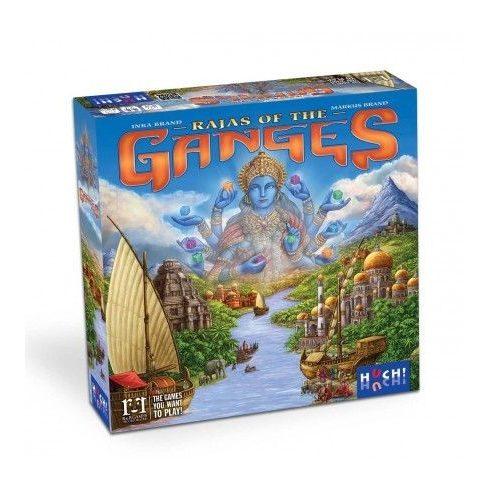 Rajas of the Ganges stratégiai társasjáték