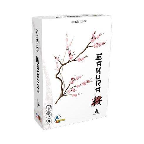 Sakura családi társasjáték