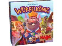 King of the Dice - A kockák királya memória társasjáték