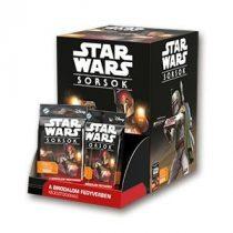 Star Wars Sorsok: A birodalom fegyverben kiegészítő stratégiai társasjáték