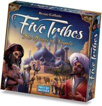 Five Tribes: Naqala dzsinnjei családi társasjáték